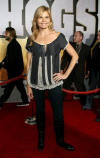 Mariel Hemingway at the premiere of