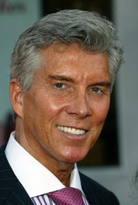Michael Buffer at the premiere of