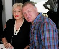Marlene and Joe Bugner at the Conrad Jupiter's Magic Millions Raceday.