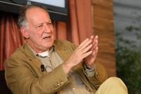 Werner Herzog at the Talk/Show Panel