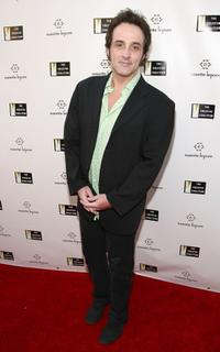 Paul Hipp at the Nanette Lepore and the Creative Coalition's Fashion Votes event.