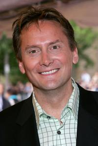 Michael Hitchcock at the Toronto International Film Festival gala presenation of