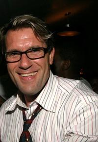 Jim J. Bullock at the after party of