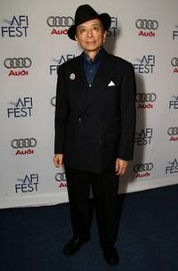 James Hong at the AFI FEST 2007.