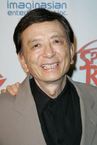 James Hong at the special screening of