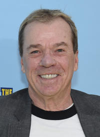 Rodger Bumpass at the New York World premiere of