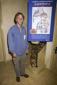 Peter Horton at the Launch event and reception of a nationwide tour by