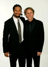 Directors Seith Mann and Peter Horton at the 59th Annual Directors Guild Of America Awards.