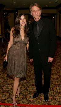 Nicole and Peter Horton at the 59th Annual Directors Guild Of America Awards.