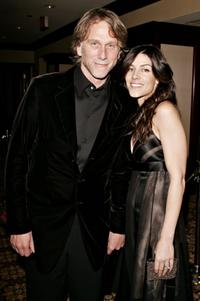 Peter Horton and Nicole at the 58th Annual Directors Guild Of America Awards.