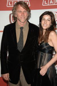 Peter Horton and Nicole at the 2006 TV Land Awards.