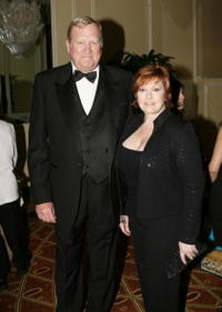Ken Howard and Guest at the National Kidney Foundation of Southern California's 27th Annual Gift of Life Celebration.