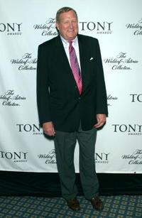 Ken Howard at the Tony Awards Honor Presenters And Nominees.