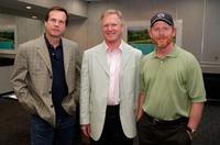 Ron Howard, Bill Paxton and David Sington at the special screening of THINKFilm's