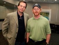 Ron Howard and Bill Paxton at the special screening of THINKFilm's