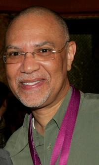 Warrington Hudlin at the Tribeca All Access welcome breakfast during the 2007 Tribeca Film Festival.