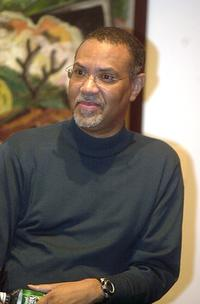 Warrington Hudlin at the African-Americans In Film Discussion.