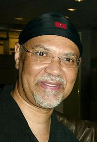 Warrington Hudlin at the private screening of