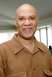 Warrington Hudlin at the Tribeca All Access Brunch for the 2008 Tribeca Film Festival.