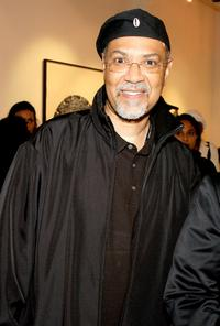 Warrington Hudlin at the Producers Guild Of America Party during the Tribeca Film Festival.