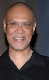 Warrington Hudlin at the