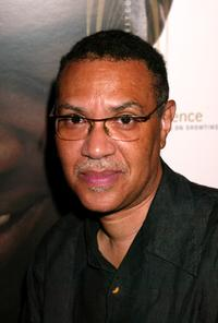Warrington Hudlin at the special screening of