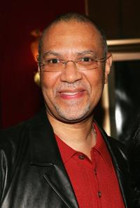 Warrington Hudlin at the premiere of