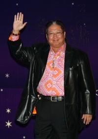 Sammo Hung at the Hong Kong Film Awards.