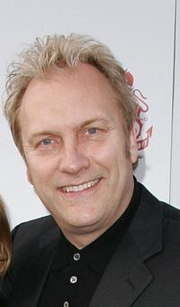David Hunt at the launch party of BritWeek.