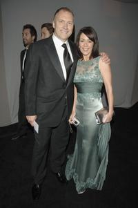 David Hunt and Patricia Heaton at the 12th Annual Screen Actors Guild Awards.
