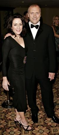 Patricia Heaton and her husband David Hunt at the 58th Annual Directors Guild Of America Awards.