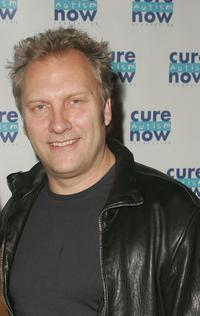 David Hunt at the Cure Autism Now's 3rd Annual Acts of Love fundraising event.