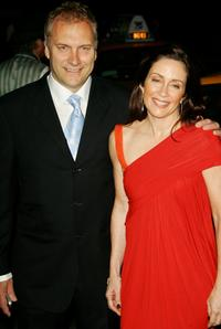 David Hunt and Patricia Heaton at the Fresh Air Fund's