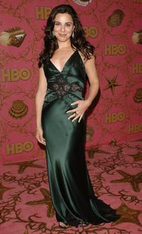 Cara Buono at the HBO Post Emmy Party.