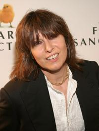 Chrissie Hynde at the Farm Sanctuary Gala 2004.