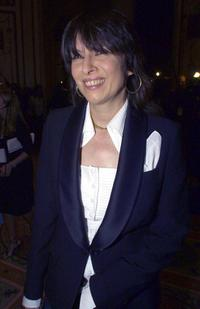 Chrissie Hynde at the PETA's 21st Anniversary Party and Humanitarian Awards.