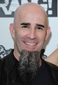 Scott Ian at the Relentless Energy Drink Kerrang! Awards 2010 in England.