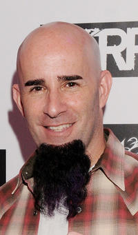 Scott Ian at the Relentless Energy Drink Kerrang! Awards in England.