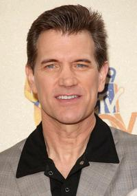 Chris Isaak at the 18th Annual MTV Movie Awards.