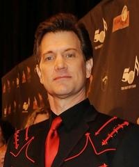 Chris Isaak at the Kenny Rogers: The First 50 Years Award show.