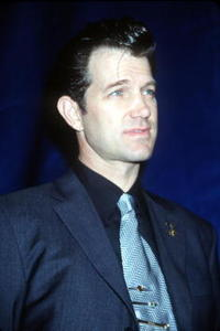 Chris Isaak at the premiere of