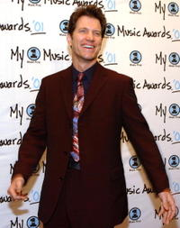 Chris Isaak at the