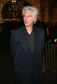 Jim Jarmusch at the 72nd Annual New York Film Critics Circle Awards Gala 2007 in New York City.