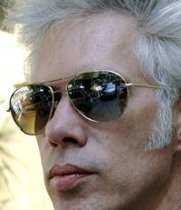 Jim Jarmusch at the San Sebastian Film Festival.