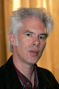 Jim Jarmusch at the film presentation in Berlin.