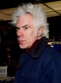 Jim Jarmusch at the premiere of