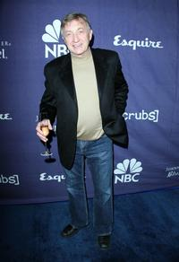 Ken Jenkins at the Scrubs Season 6 party.