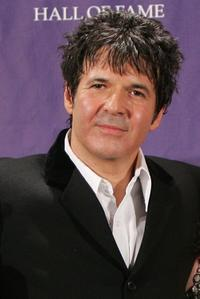 Clem Burke at the 21st Annual Rock And Roll Hall of Fame Induction Ceremony.