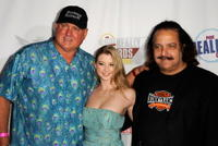 Dennis Hoff, Sunny Lane and Ron Jeremy at the Fox Reality Channel Really Awards.