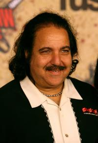 Ron Jeremy at the fuse Fangoria Chainsaw Awards.